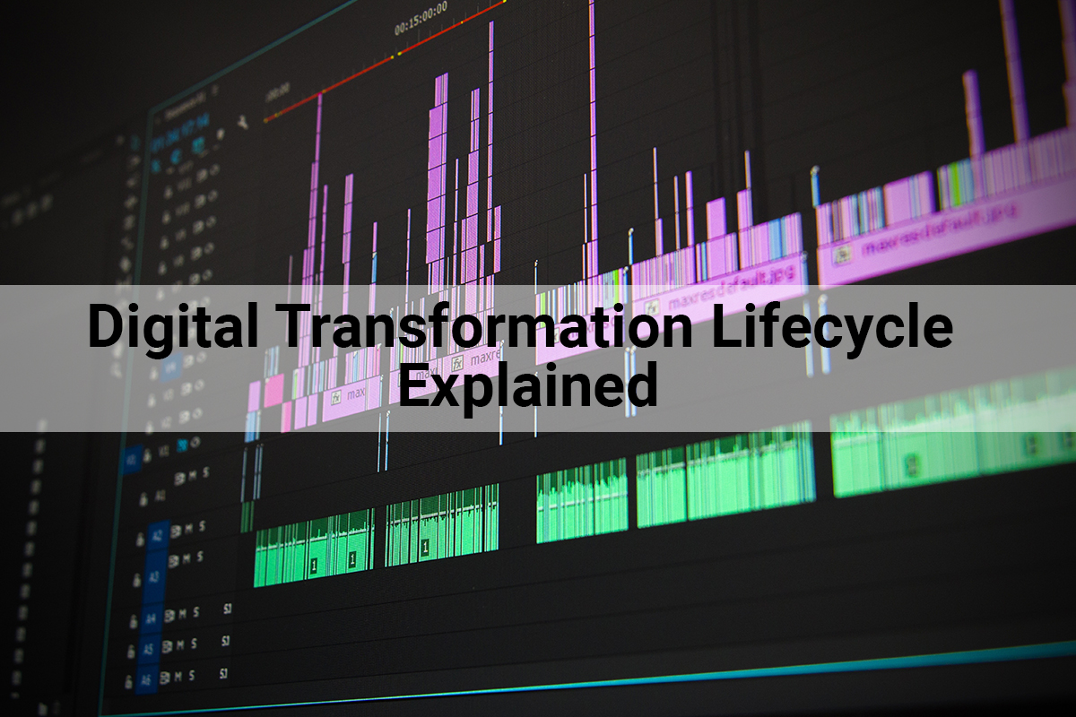 Digital Transformation Lifecycle Explained