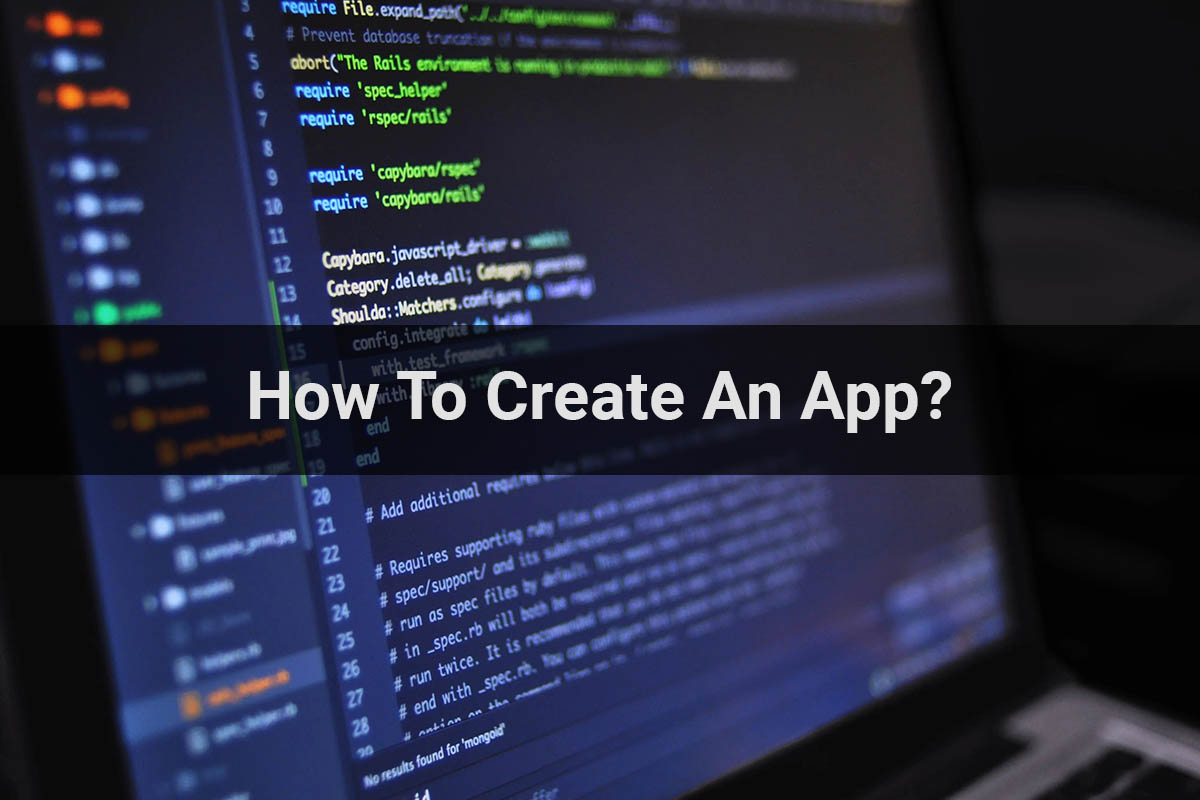 Creating Applications | How To Create An Applications?