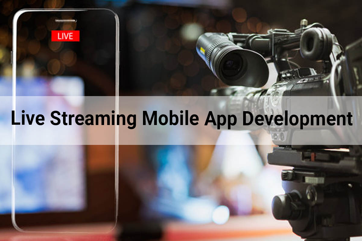 Live Streaming app