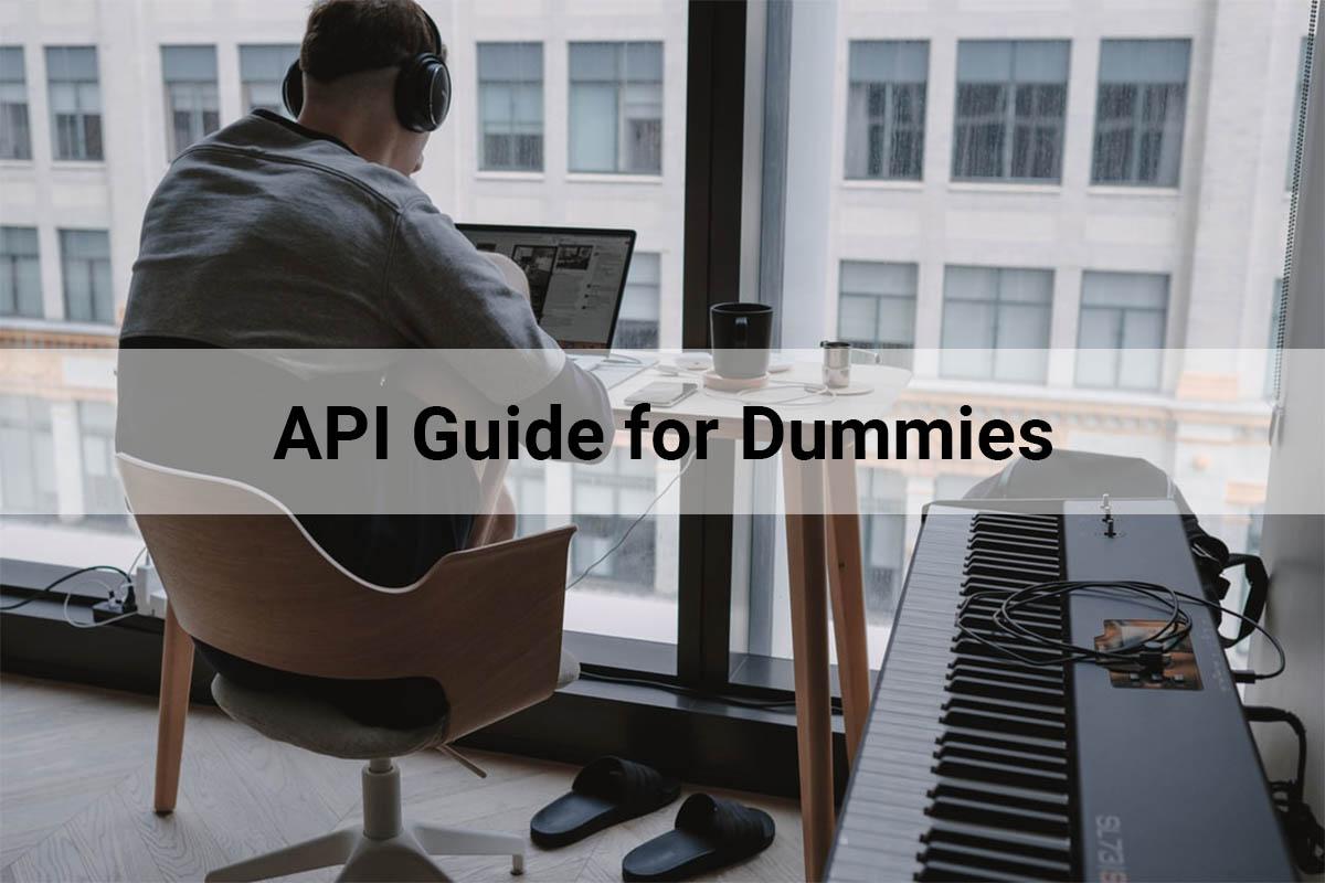 API Guide for Dummies