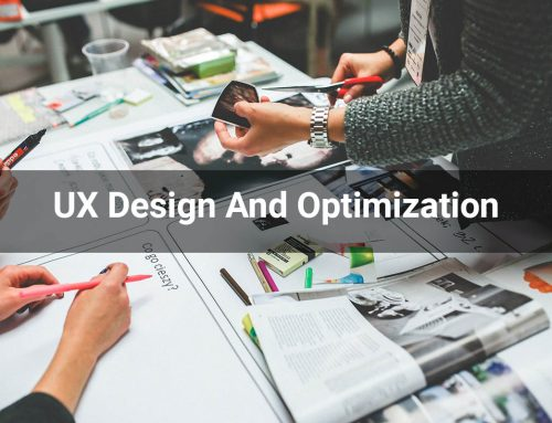 UX Design And Optimization: What?Why?How?