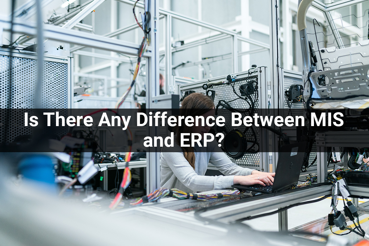 Is There Any Difference Between MIS and ERP?