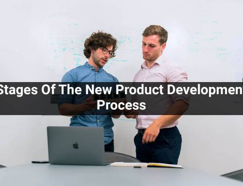 Stages Of The New Product Development Process